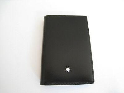 Montblanc Meisterstuck Business Card holder 14108 New in Box