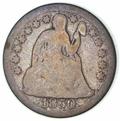 1850 Seated Liberty Silver Dime *149