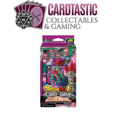 Dragon Ball Super Colossal Warfare Special Pack PRESALE