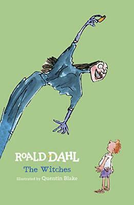 The Witches by Dahl, Roald | Hardcover Book | 9780141361611 | NEW