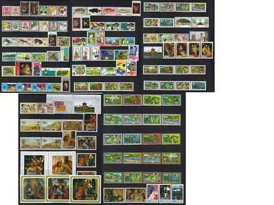 (161) Niue 1967-1979 Mh Collection Cat £42+