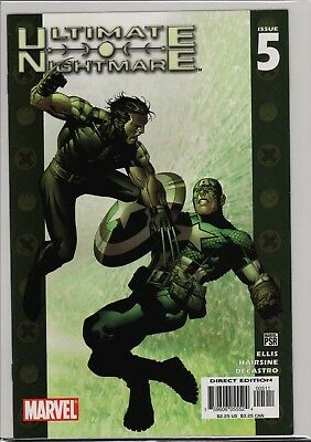 Ultimate Nightmare #5 - Marvel Comics (2005)     B9.354
