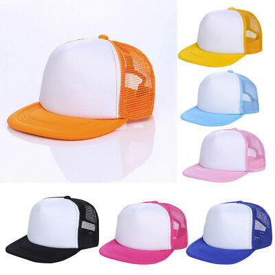 Toddlers Baby Hat Cap Children Breathable SunHat Outside Kids Hat Boy Girls Caps