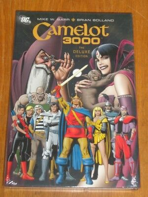 Camelot 3000 Deluxe Edition DC Comics Mike W Barr (Hardback) 9781401219420