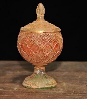 chinese Buddhism old temple be unearthed crystal sarira stupa