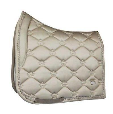 PS of Sweden Monogram Champagne Dressage Saddle Pad