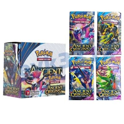 pokemon xy ancient origins booster new sealed tcg card game 2