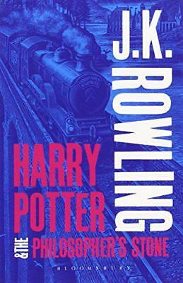 HARRY POTTER AND THE PHILOSOPHER'S STONE (HARRY 1 adulti Copertina) di Rowling