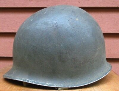 US Early WWII M1 Helmet Shell