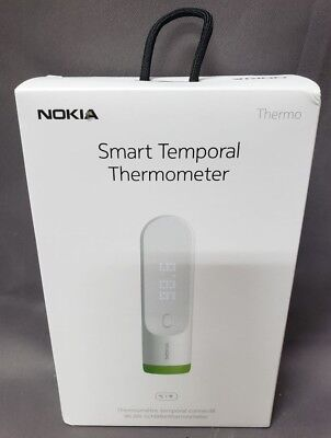 New In Box Nokia Smart Temporal Thermometer (VD297)