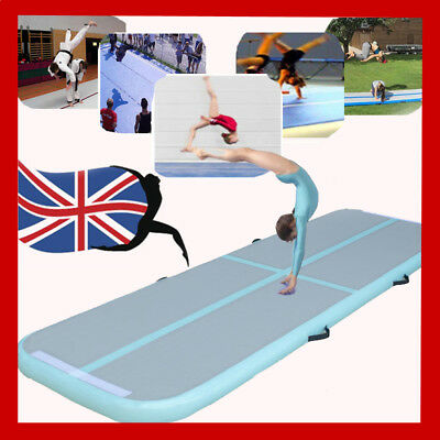 Gym Home Inflatable Air Track Tumbling Outdoor Training Mat. Convenient And Soft