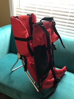 f269c83c153 Tough Traveler Child Baby Carrier Hiking Backpack (MADE IN USA) LIGHTWEIGHT  Rare