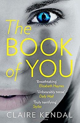 The Book of You by Kendal, Claire Paperback book 9780007531677 NEW