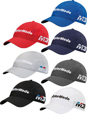 c3b88d1177a TAYLORMADE TOUR LITE Tech Cap Golf Hat M3 New - Choose Color ...