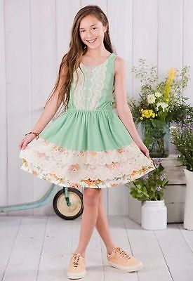 be21a9bbc NEW MATILDA JANE The Adventure Begins Clubhouse Dreams Dress Girls ...