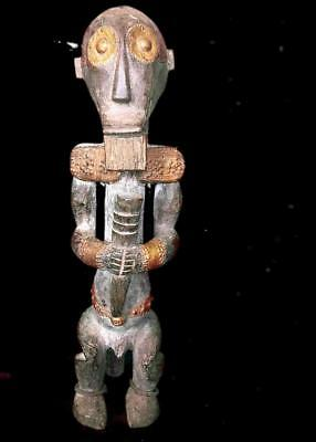 Old  Tribal Fang Reliquary Figure          -- Gabon BN 46