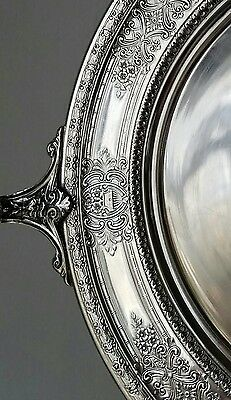 "Elegant Silver Plate - WILCOX S.P.Co ""NORMANDIE"" pattern c.1910-1940"