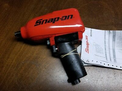 Snap On Tools  Super Duty  Impact Air Wrench , MG725 1/2 Drive Factory Rebuilt