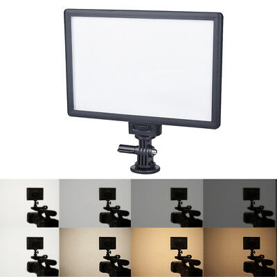 5600K Viltrox L116T Ultra-thin LED Video Light for Nikon Sony Canon DSLR Camera