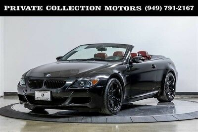 2007 BMW M6  2007 BMW M6 6 Series M6 Clean Carfax Low Miles Well Kept