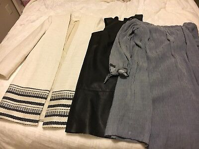H&M Nordstrom Rack Jacket Coat Dress Work Occasion Lot Size XSmall 4 6