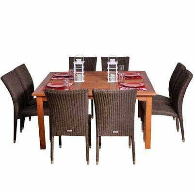 International Home Miami Provence Nine Piece Dining Set   BT PROVENCE