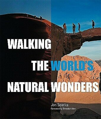 Walking the World's Most Exceptional Trails by Napier, Eloise -Hcover