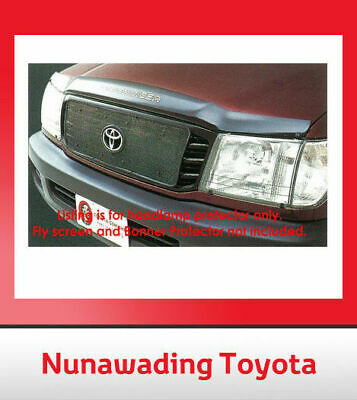 Brand New Toyota Genuine Landcruiser 100 Series Headlamp Coveres Pzq1460060