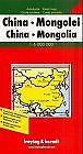Freytag Berndt Autokarte : China, Mongolei (Country Road & Touring) vo... | Buch