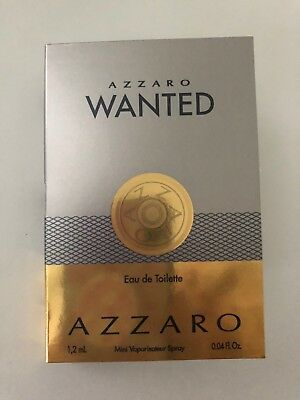 AZZARO WANTED Eau de Toilette von AZZARO als 1,2ml Probe