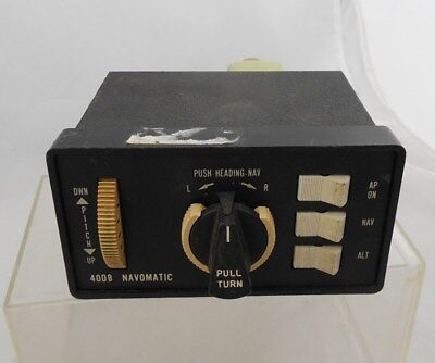 Cessna ARC Navomatic Control Unit C-530A P/N 37960-1128 With Tray & Connectors