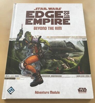 Star Wars: Edge of the Empire: Beyond the Rim (Adventure Module) FFG