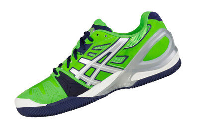 ASICS Gel-Resolution 5 Clay Gr. 39 - 47 Tennis Schuhe Herrenschuhe