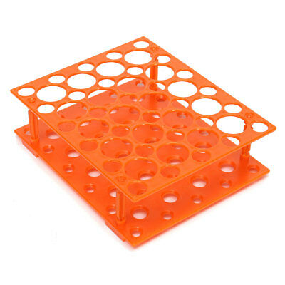 Test Tubes 30mm 15mm Tubing Holder Stand Rack For Laboratory Tool