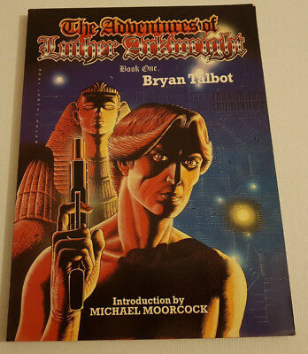 Adventures of Luther Arkwright: Rat Trap Bk. 1 Paperback Dec 1982