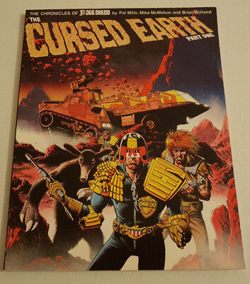 The Cursed Earth Part One Paperback