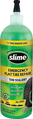 Slime 10164 Tubeless Tire Sealant, 24 Oz. Repair Fixer Flat Ripped Defective New