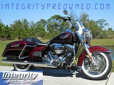 2015 Harley-Davidson Touring  2015 Harley Davidson FLHR Road King Beautiful Bike LOOK!!