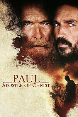 Paul Apostle Of Christ (REGION A Blu-ray New)