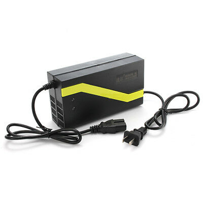 48V 20AH 220V Smart Fast Battery Charger For Car Motorcycle Electric Scooter