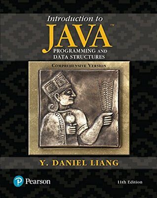 Introduction to Java Programming and Data Structures, Comprehensive Version (…
