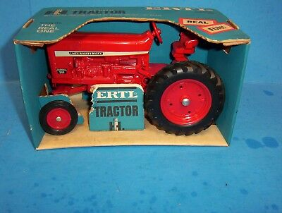 Vintage Ertl 544 International Harvester IH Farm Tractor No.414 MIB BLUE BOX