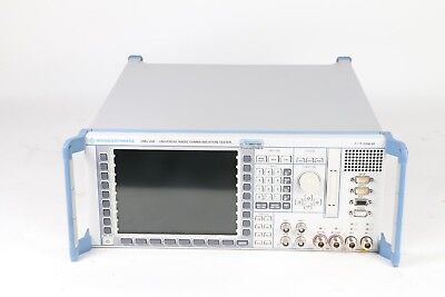 R+S Rohde + Schwarz CMU200 Universal Radio Communication Tester *Loaded!*