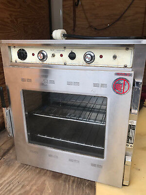 Alto Shaam CH-75/DM Cook and Hold Hot Holding Cabinet - Halo Heat 120/208v
