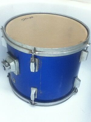 Tom Drum 13 inch, Red Wine, Red,  Black, Green,Blue, Yellow Cheap for drum kit!!