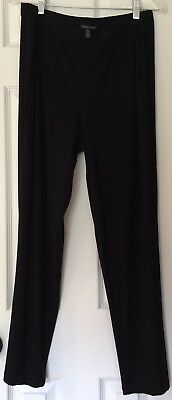 Eileen Fisher System Viscose Easy Anywhere Pant 10 12