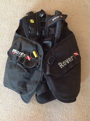 Mares Rova BCD Vest - Size small