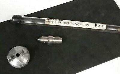 Titan Capspray  0276459 #5 projector set for Maxum II HVLP gun. New out of box