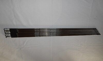 UST Mamiya Recoil 110 F4 (stiff) 355 taper iron shafts.  5-PW  Pullouts VG