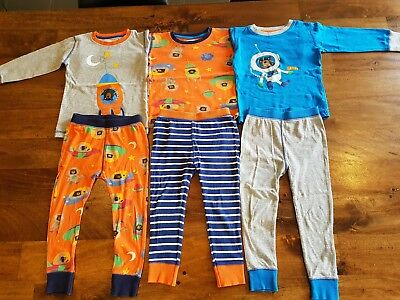 3 x Pairs Boys Pyjamas from Next 2-3 Years (98cm) Great Condition